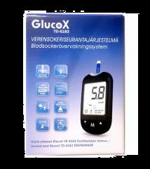 TD GlucoX aloituspakkaus 1 kpl
