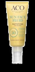 ACO Sun Face Fluid Mattifying SPF 30 40 ml