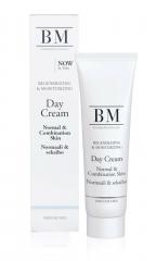 BM Day Cream Normal/Combination Skin        X50 ml