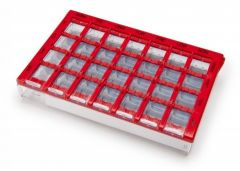 Dosett Maxi Red FI 205x133x38 1 kpl