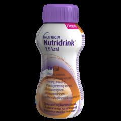 Nutridrink 2,0 kcal kaakao-karamelli 4X200 ml